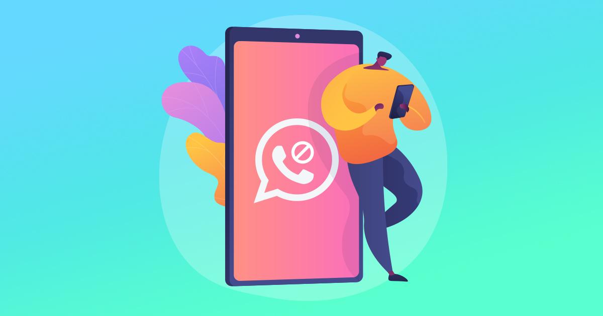 WhatsApp'ta Engellenen Kişiye Mesaj Gönderme